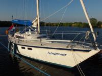 Schuimsnor - Mooie Lewin uit 1977, Ligplaats: Almere Haven